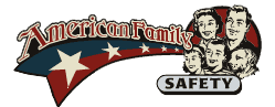 American Family Safety logo
