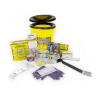 Deluxe Emergency Honey Bucket Kits (1 Person Kit)