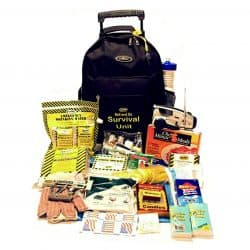 Roll And Go Survival Kit (1 Person Kit)