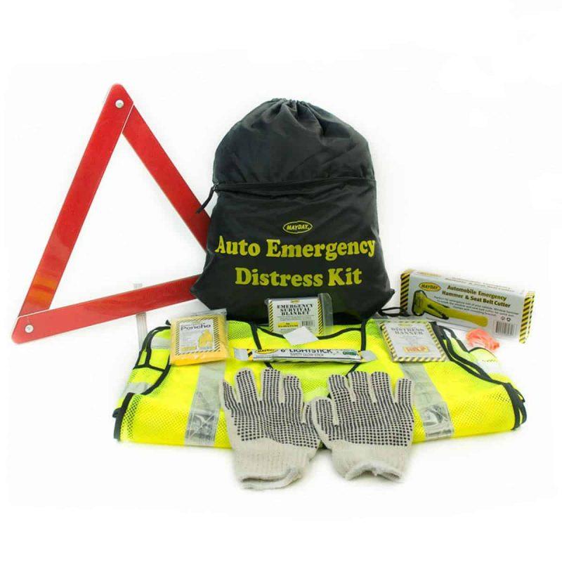 Auto Emergency Distress Kit (10 Piece)