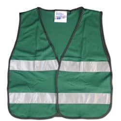 CERT Vest Green With No Silk Screen