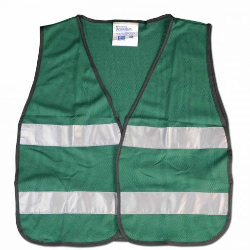 CERT Vest Green With No Silk Screen