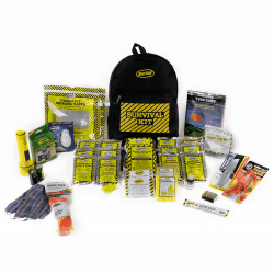 Deluxe Emergency Backpack Kits (2 Person Kit)