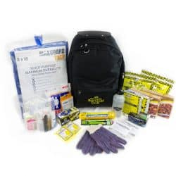 Roll And Go Survival Kit (2 Person Kit)