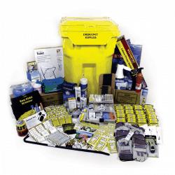 Deluxe Office Emergency Kit on Wheels (20 Person)