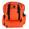 Deluxe Orange Back Pack