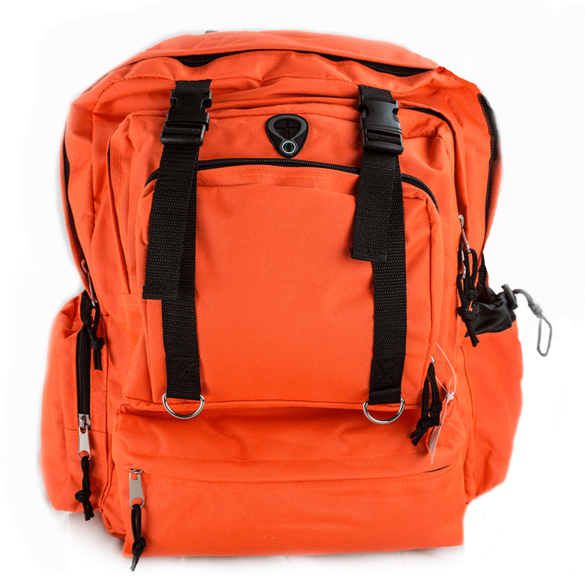 Deluxe Orange Back Pack