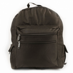 BLACK Adult Size Back Pack
