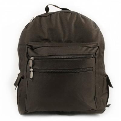BLACK Adult Size Back Pack