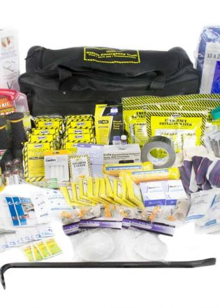 Premium Office Emergency Kit On Wheels