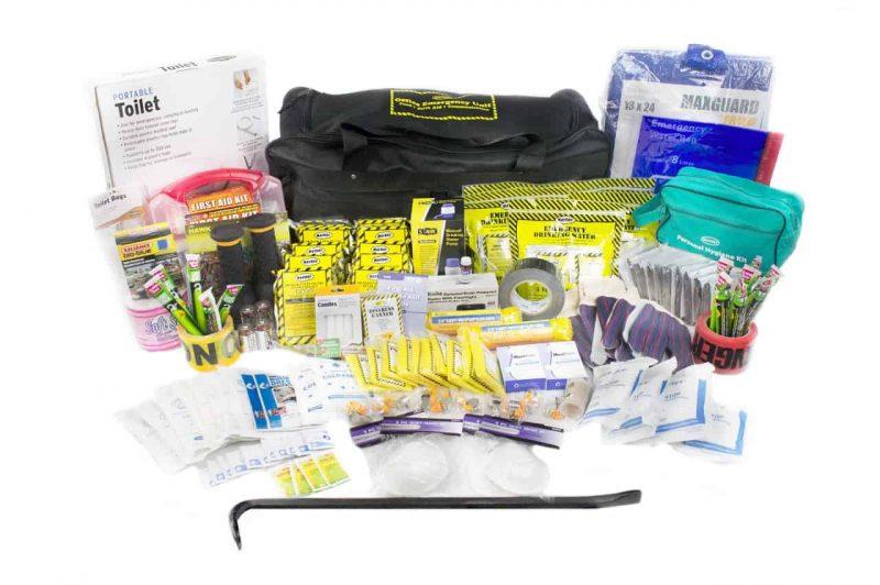 Premium Office Emergency Kit On Wheels