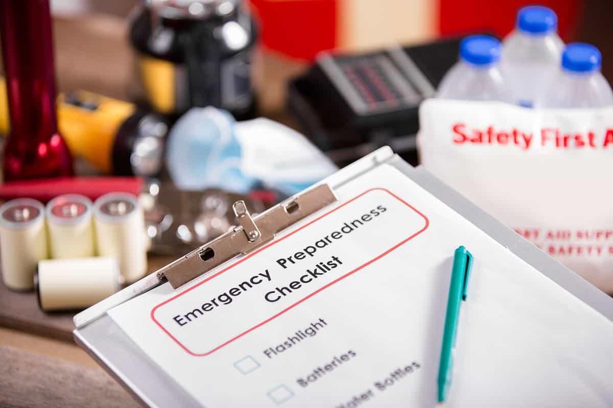 Preparing For Emergency