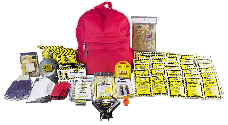 3-Person Premium 72 Hour Emergency Survival Kit