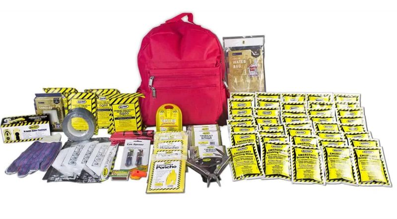 Deluxe 72 hours 4 person kit