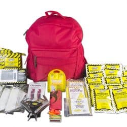 72 Hour Emergency Survival Kit - 2 People