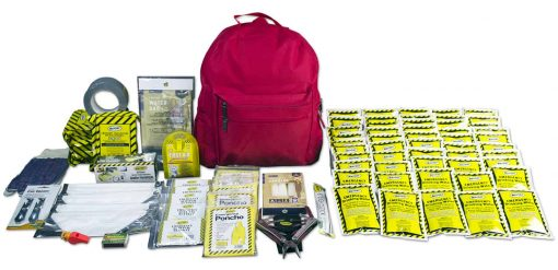 Deluxe 72 Hour Emergency Survival Kit - 5 Person