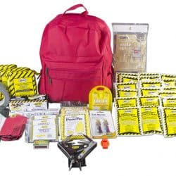Deluxe 72 Hour Emergency Survival Kit - 3 Person