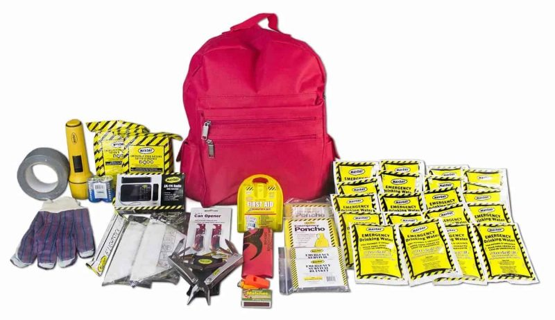 Deluxe 72 hours 2 person kit