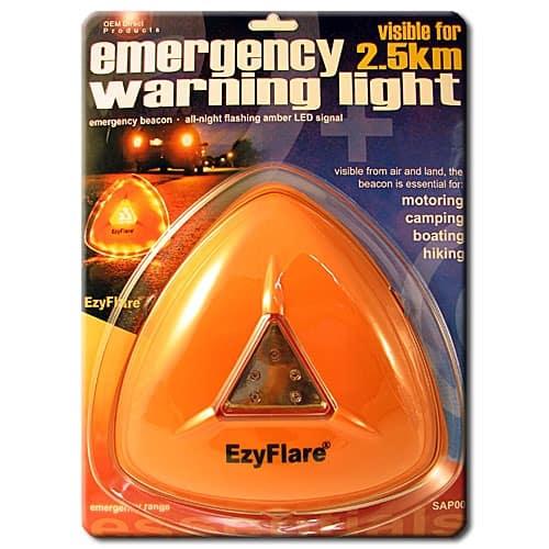 EZ Flare Emergency Warning Light