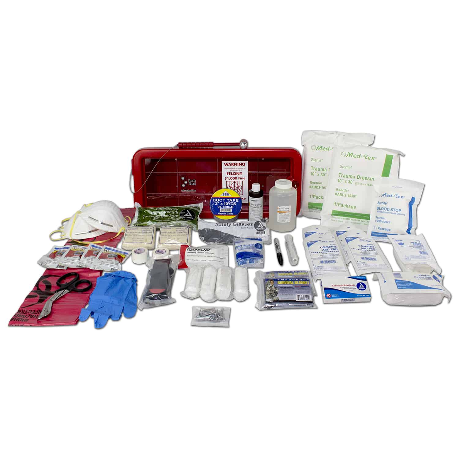 Bleed Control Trauma Management Station