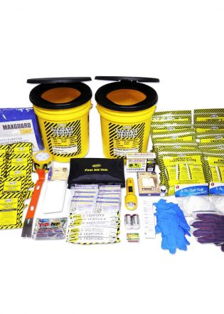 Deluxe Emergency Kit (10 Person)