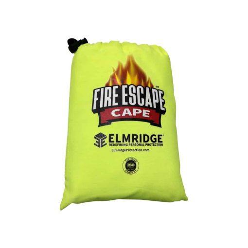 Fire Escape Cape in Bag