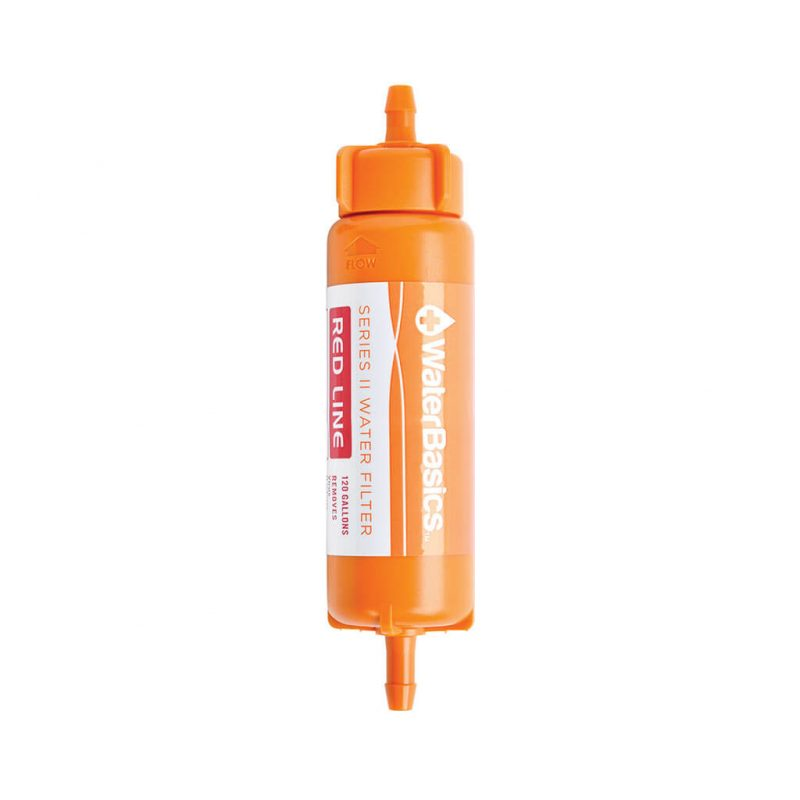 Series II RED Line Emergency Filter