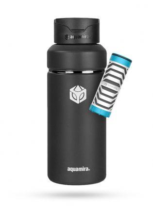 Aquamira Shift Bottle 32oz Black