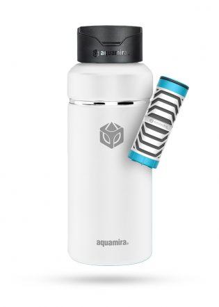 Aquamira Shift Bottle 32oz White