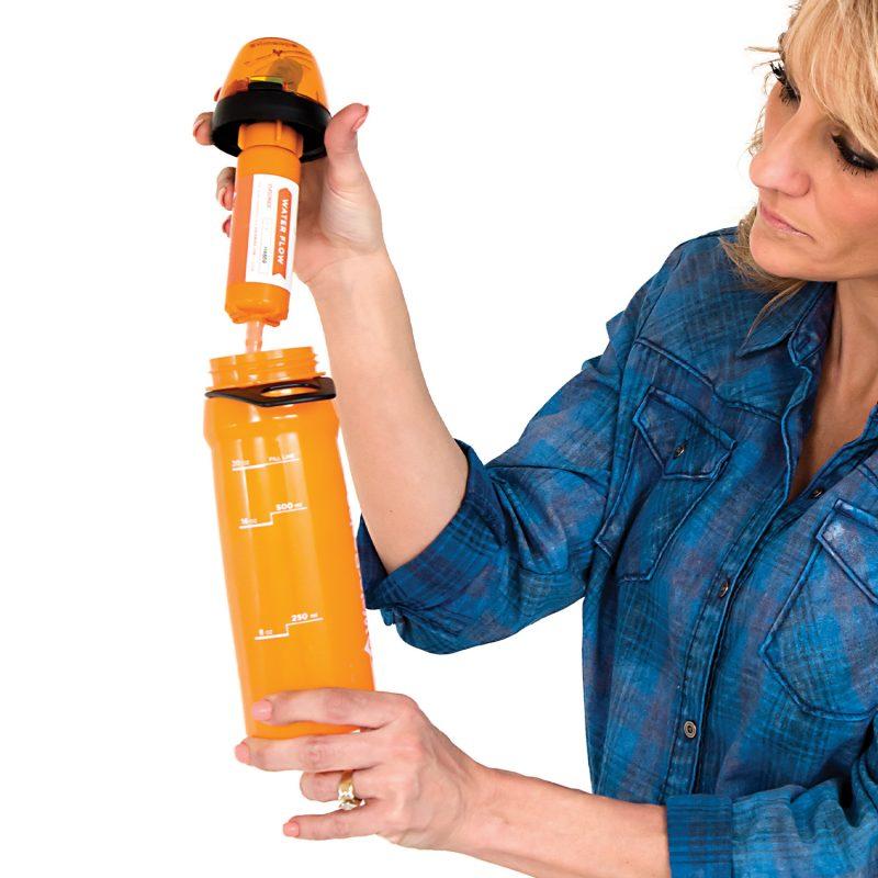 WB Bottle AMZWB Bottle RED 3